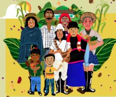 La agricultura campesina produce el 70% de los alimentos con el 25% de la tierra. Por Juan Miguel Gortari