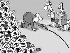 ¡NI UN TANTO ASÍ!                 La tiranía del gran capital y un gobierno  que la obedece. Por Daniel Campione