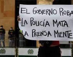 PARO Y REBELDÍA EN COLOMBIA. Crisis de hegemonía, subjetividades insurgentes y perspectivas. Por  SERGIO DE ZUBIRÍA SAMPER y GIOVANNI LIBREROS JIMÉNEZ