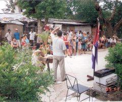 LIBRO: CUBA: REVOLUCIÓN Y PODER DESDE EL BARRIO. POR ISABEL RAUBER