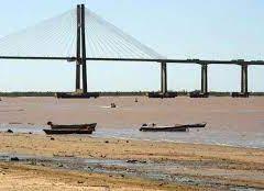 La bajante del Paraná en un contexto de crisis climática y extractivismo ecocida. Por Ramón Gómez Mederos