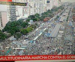 Hartazgo social y protestas masivas por pobreza, desempleo e inflación