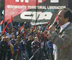 EL MOVIMIENTO TERRITORIAL DE LIBERACIÓN DESPIDE A SU FUNDADOR