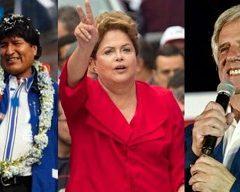 Elecciones sudamericanas y lucha de clases