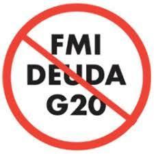 Fuera G20/FMI