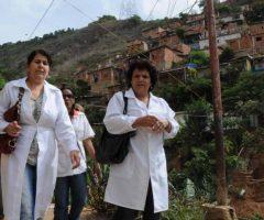 Las tropas por la vida de Cuba en Venezuela