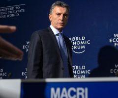 Macri en Davos para seducir al poder mundial