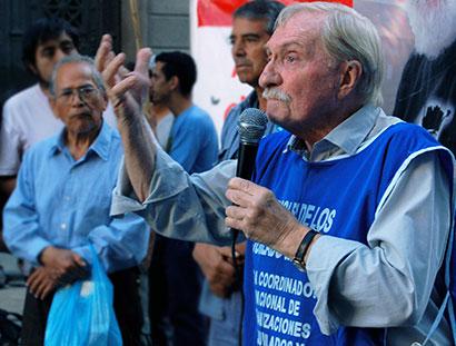 """Marcos Wolman en el Congreso de la FSM en Durban, Sudáfrica: """"Fue muy esperanzador, propuestas de más lucha, internacionalismo y unidad"""""""