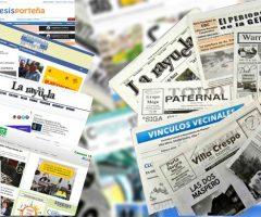 Medios vecinales acuden a la justicia en defensa de sus derechos