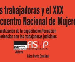 Libro: Las trabajadoras y el XXX Encuentro Nacional de Mujeres