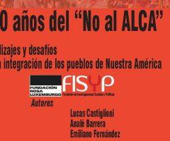 """Libro: A 10 años del """"No al ALCA"""""""
