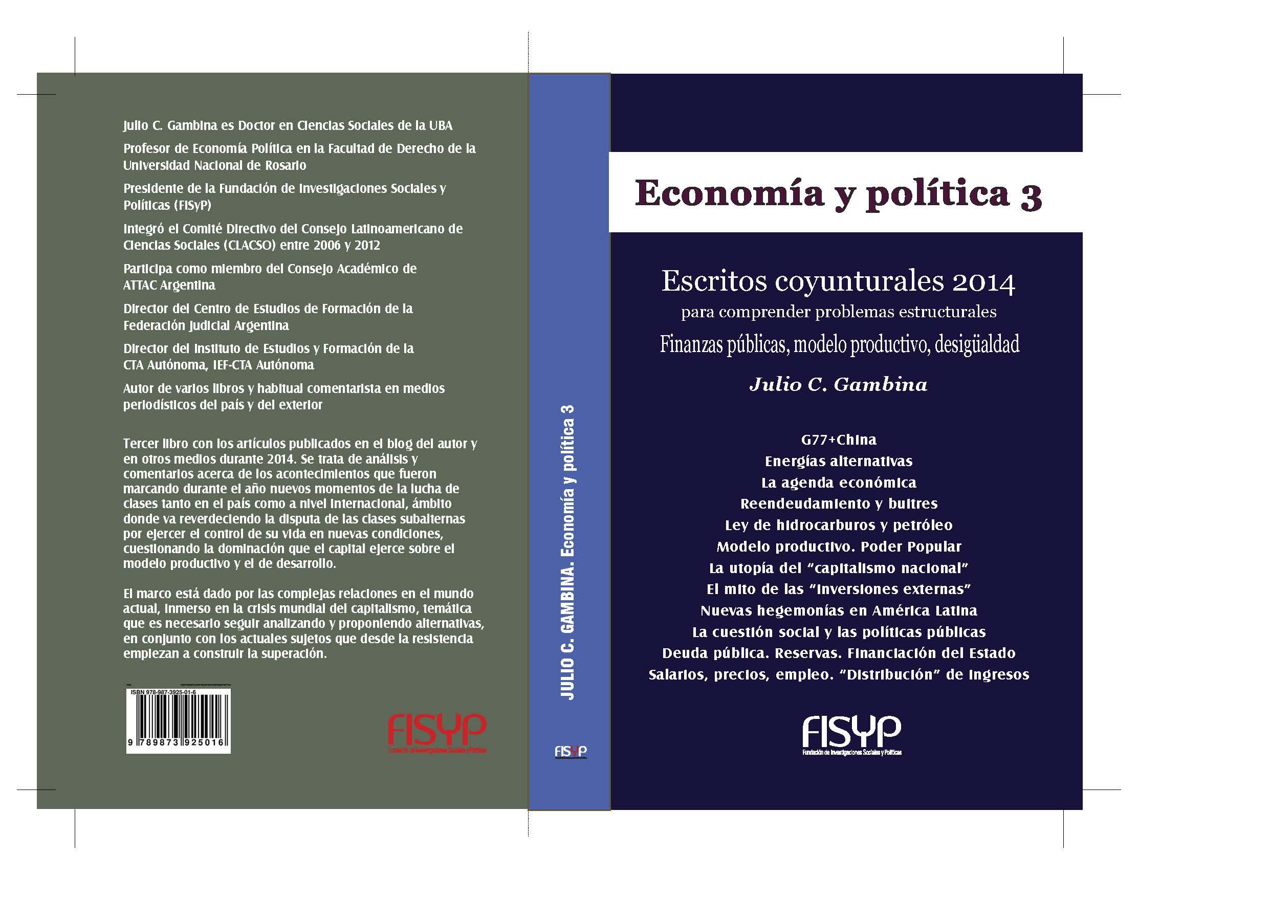 Economia politica 3