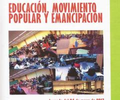 Libro: Educación, Movimiento Popular y Emancipación