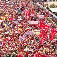 Escenarios de paz y agenda trasgresora en Venezuela.