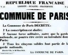 La Comuna de París, el primer gobierno obrero