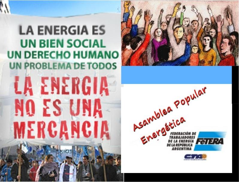 Asamblea Popular por la Soberanía Energética